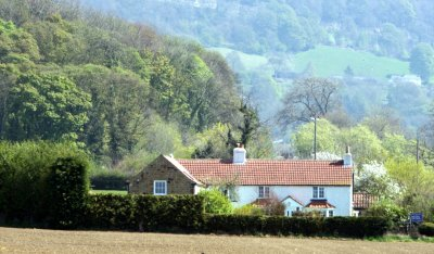Rose Cottage Farm Holiday Cottages nestling at the foot of Sutton Bank